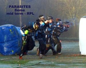 l'equipe 2 des parasites confirment leur allant et leur enthousiasme .