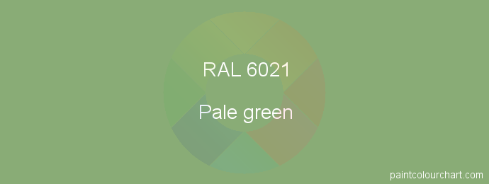 Ral 6021 Painting Ral 6021 Pale Green Paintcolourchart Com