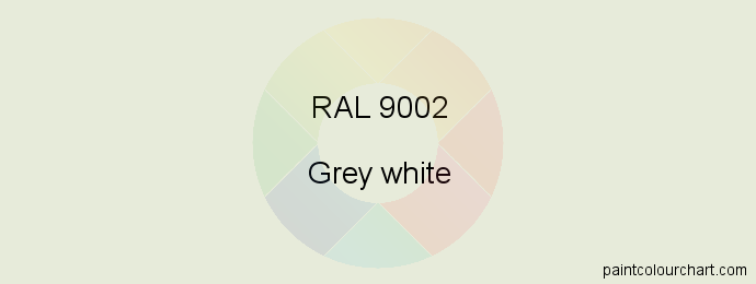 painting ral 9002 grey white