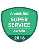 Angles List Super Service Award 2016
