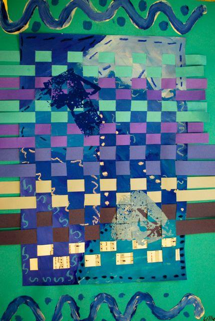 picassos-weaving-the-blues_5424618635_o