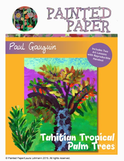 Tahitian Tropical Trees