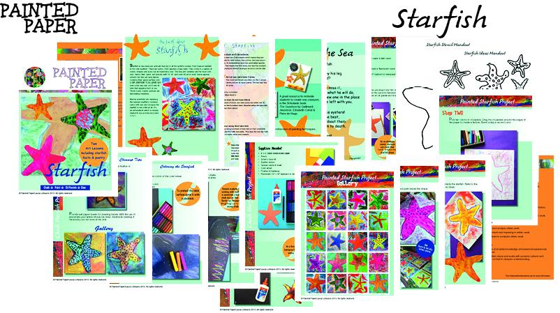 demoScienceandArt2StarfishArtLessonsIncorporatingVariousMediums1821288