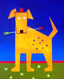 william tell's dog.jpg web version