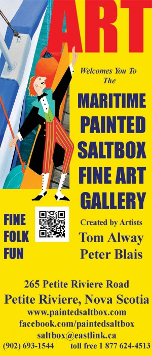 Cover page for 2020/21 Painted Saltbox Brochure. Our 22nd Season