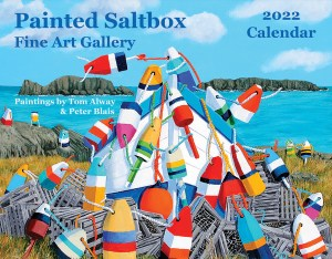 Painted Saltbox 2022 Calendar