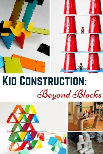 Kid Construction- Beyond Blocks