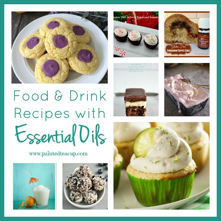 Food drink recipes with essential oils food drink recipes with essential oils desserts ice cream snacks and drinks forumfinder Gallery