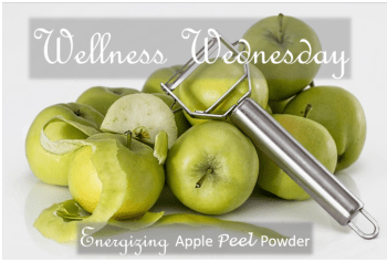 Energizing Apple Peel Powder