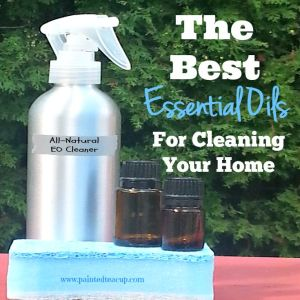 A list of the best essential oils to clean your home, their uses and their cleaning proprieties. Also included is an all-purpose essential oil cleaning recipe. www.paintedteacup.com