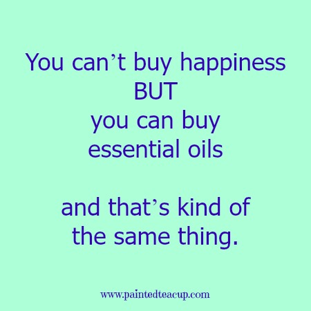 You can't buy happiness but you can buy essential oils and that's kind of the same thing. Essential oil quotes you are sure to love.