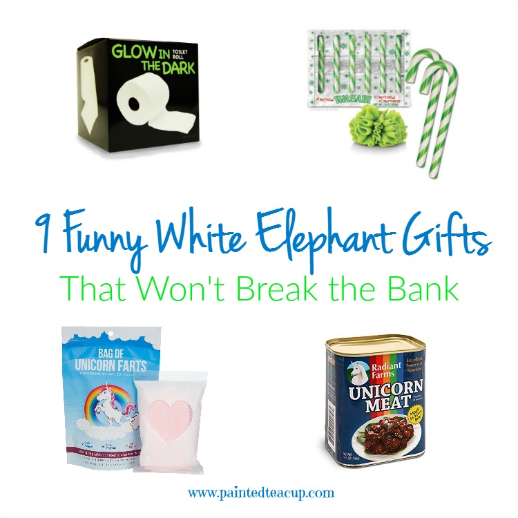 9 Funny White Elephant Gifts That Won't Break the Bank