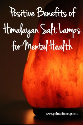 There are many ways a Himalayan salt lamp can help you mental health including reducing stress and anxiety and reducing some SAD symptoms in the winter.