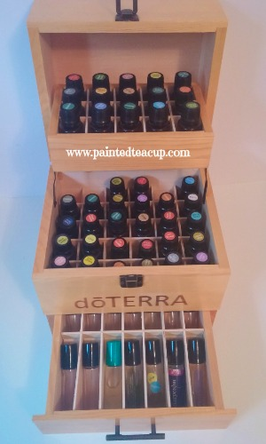 learn about my favourite essential oil storage solutions for home and travel and enter to win