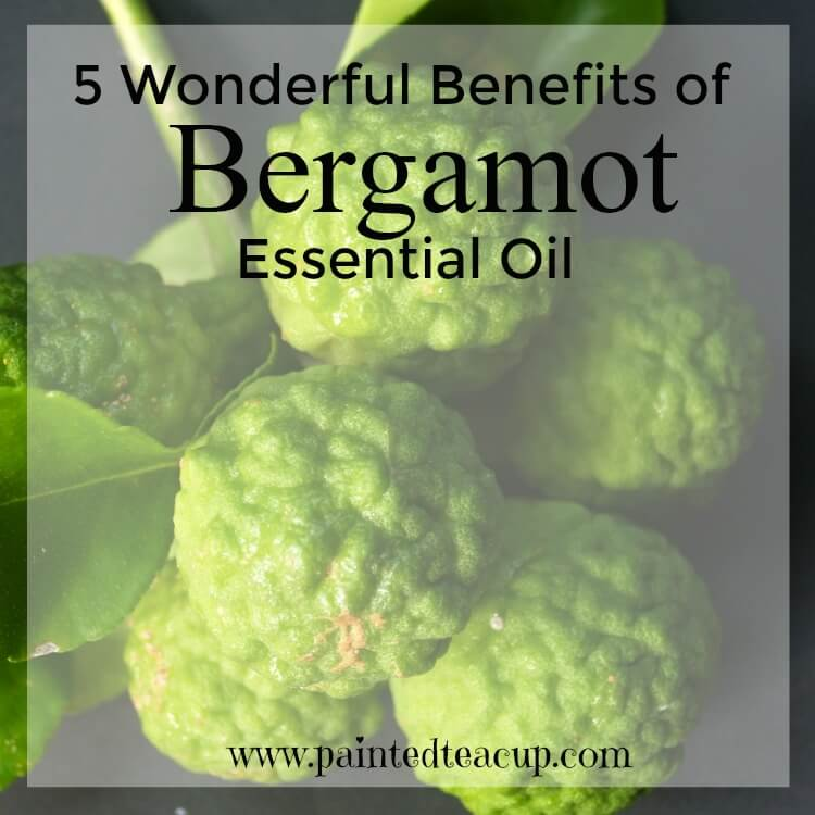 5 Wonderful Benefits of Bergamot Essential Oil