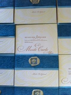 Monte Carlo Invitation