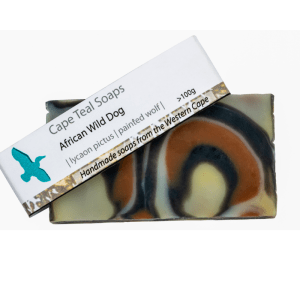 African Wild Dog Soap