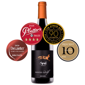 Walker Bay Syrah 2018