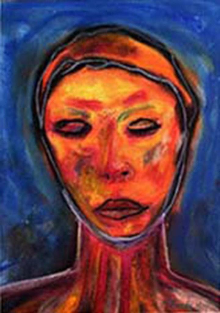 bruerly coloured head