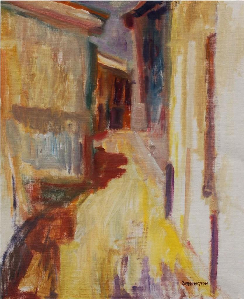 Chris Boddington rue de la Porte Neuve-2