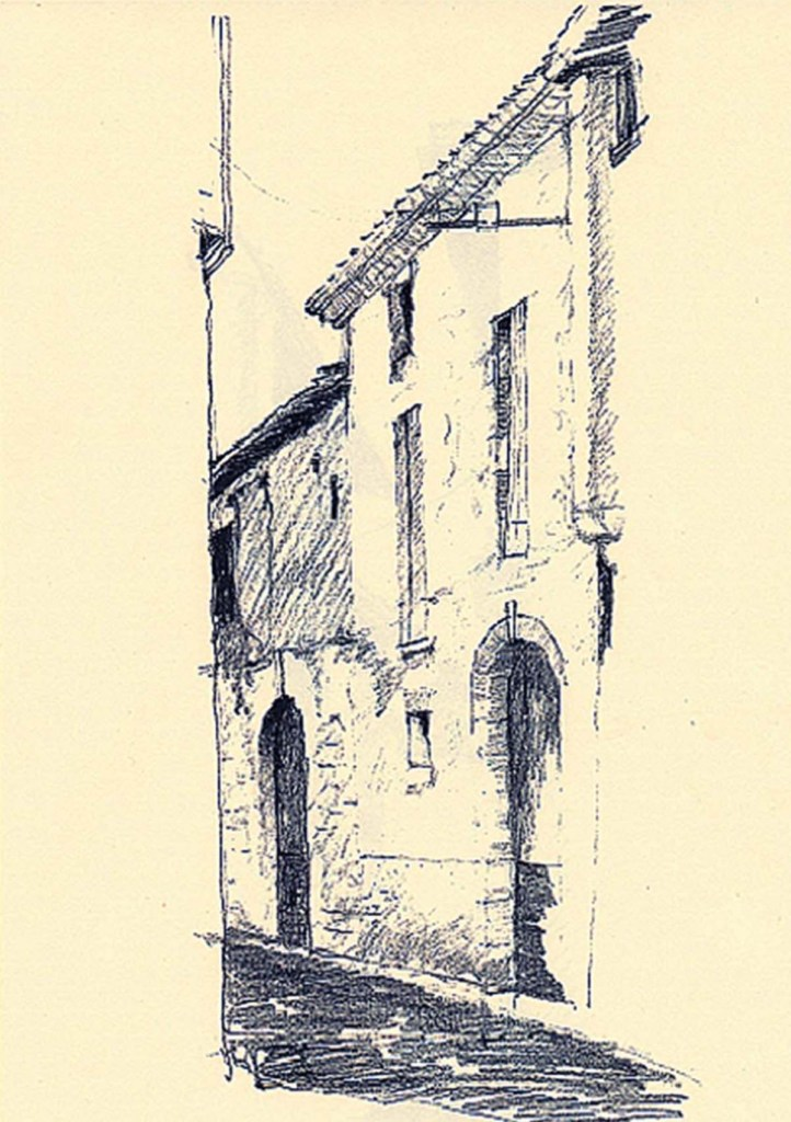john Tudor montmiral architecture