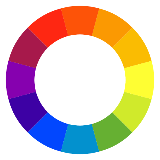 In Order To Really Understand How Colours Interact Together It Is A Good Idea For Any Artist Own Colour Wheel These Are Widely Available Art Shops