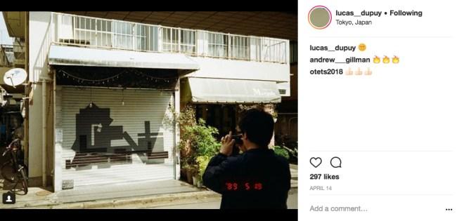 Lucas Tokyo
