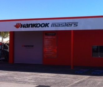 Industrial property in New South Wales.