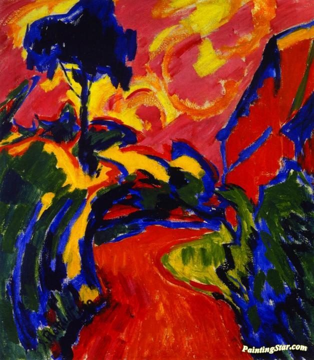 Image result for schmidt-rottluff artist
