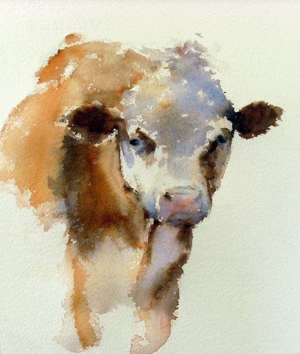 Simple paintings of animals