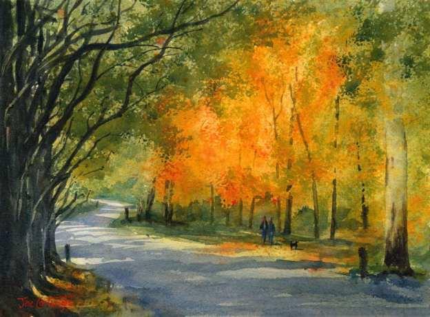 Mt Wilson Autumn Colors