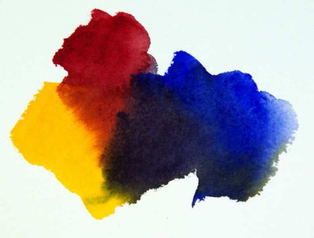 Color mixing formula, how to mix bright versus dull watercolor colors