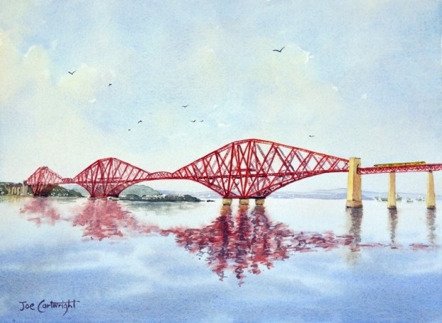 Forth Bridge – Scotland