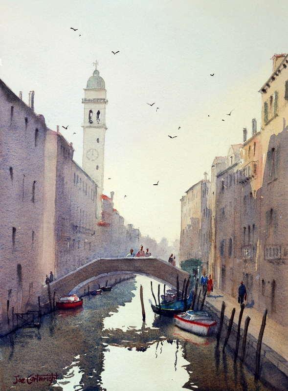 San Giorgio dei Greci in Venice Italy