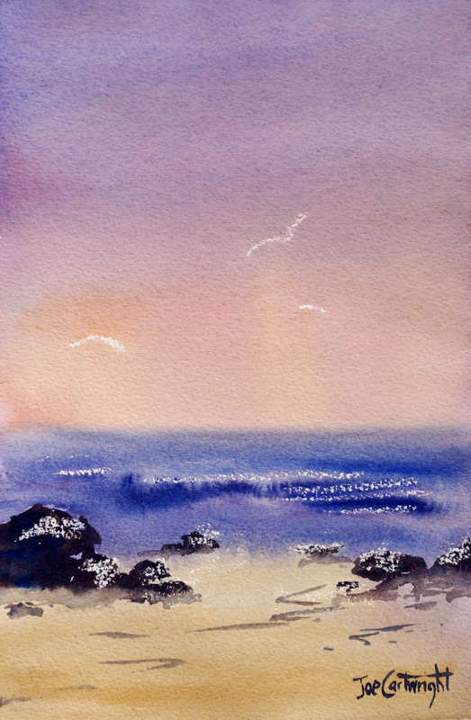 Easy To Make Watercolour Paintings