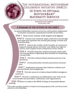 natural birth plan