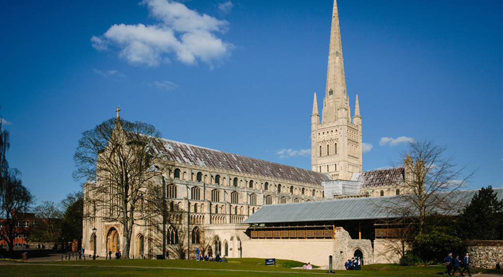 Norwich Cathedral © Matt Dartford