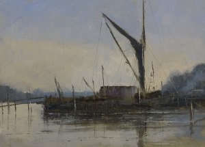 Pin Mill by Roy Connelly