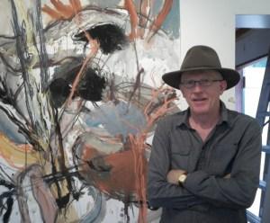 Denis Clarke Austrlian artist art lecturer
