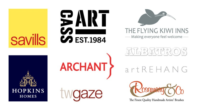 Paint Out Wells 2015 sponsors partners supporters