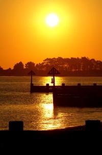 Sunrise at Wells, Norfolk by Katy Jon Went