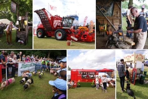 Royal Norfolk Show composite images 2016