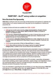 Download Paint Out Prize Sponsors doc