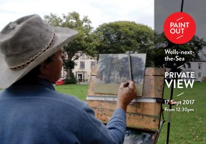 Paint Out Wells-next-the-Sea Private View & Art Awards