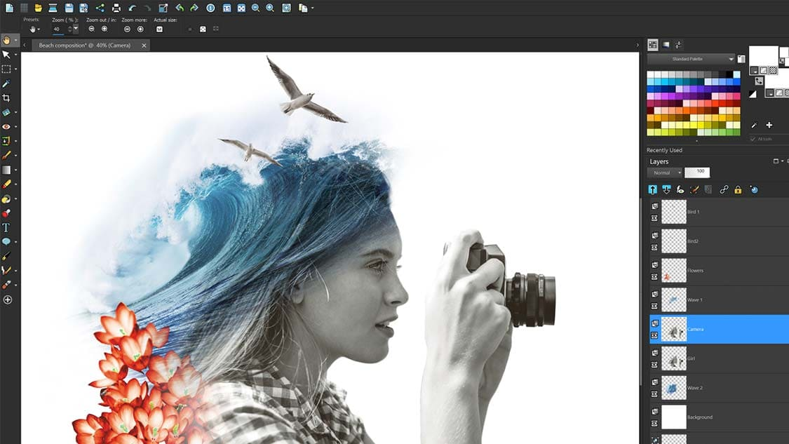Photo Video Editing Software – Corel Photo Video Bundle