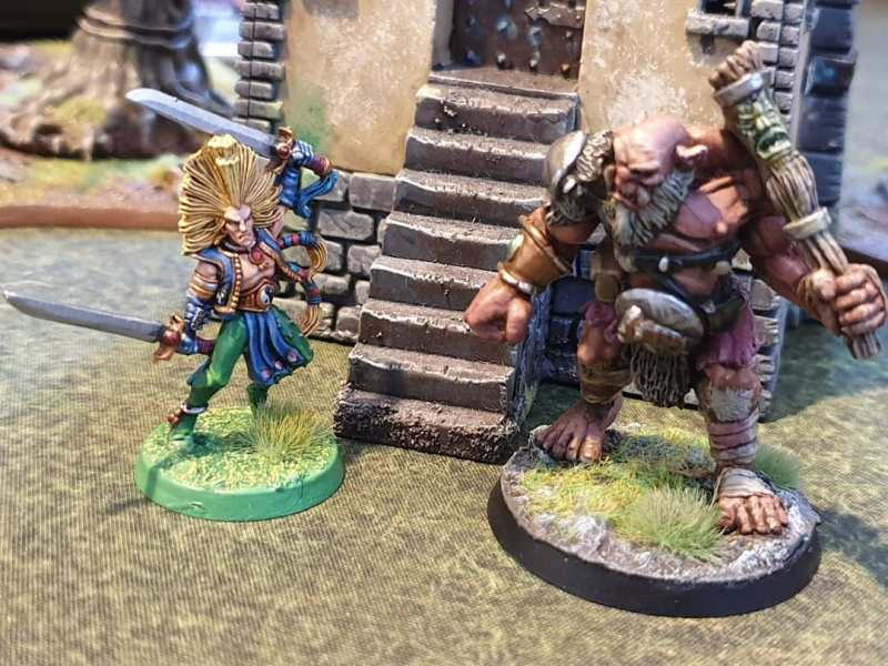 My Favourite Wood Elf Miniature Ever!