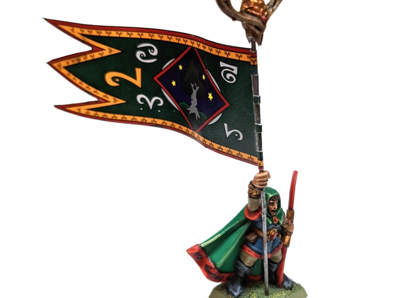 Yet more Wood Elves for my Age of Orion army!