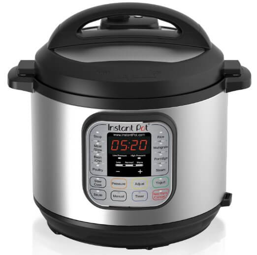 Instant Pot Manual | Beginner's Quick Start Guide