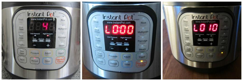 Instant Pot Jasmine Rice - Instructions 3 - Paint the Kitchen Red