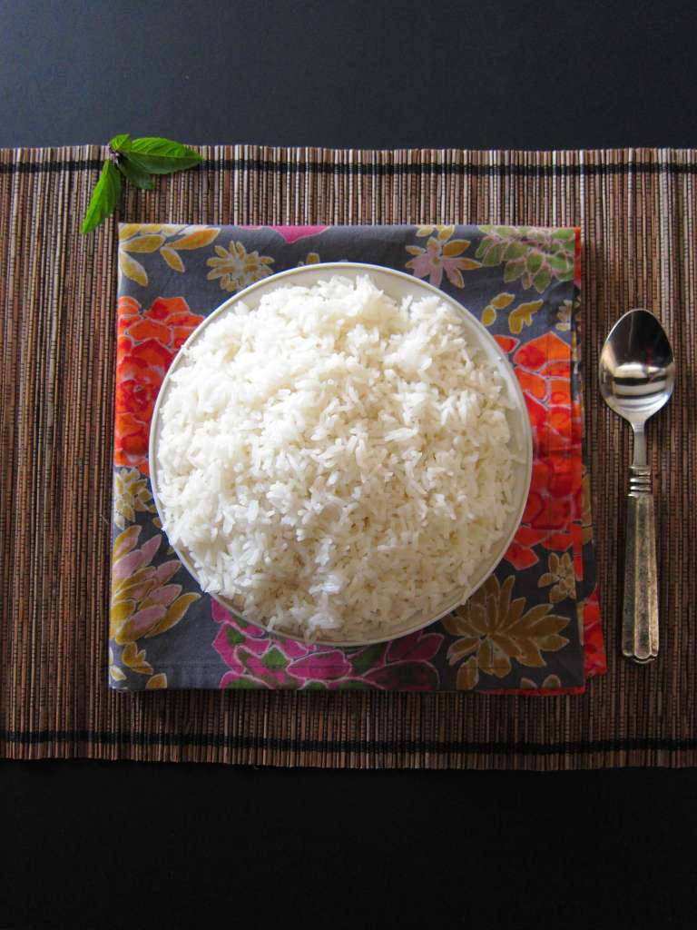 Instant Pot Jasmine Rice P2 - Paint the Kitchen Red